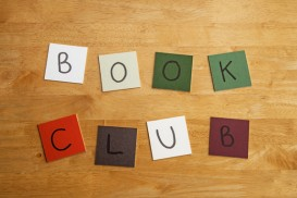 Book Club @ Contact Newcomers for details