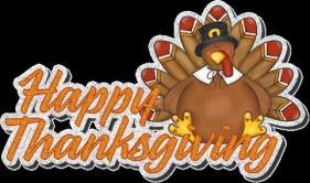 Thanksgiving Potluck Dinner @ Location TBA