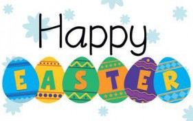 Quarterly Coffee & Easter Party