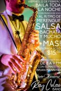 Salsa Night at Sieta Banderas @ Siete Banderas
