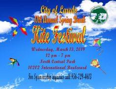 11th Annual Spring Break Kite Festival @ Kite Festival