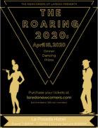 Spring Fling: The Roaring 2020s @ La Posada Hotel